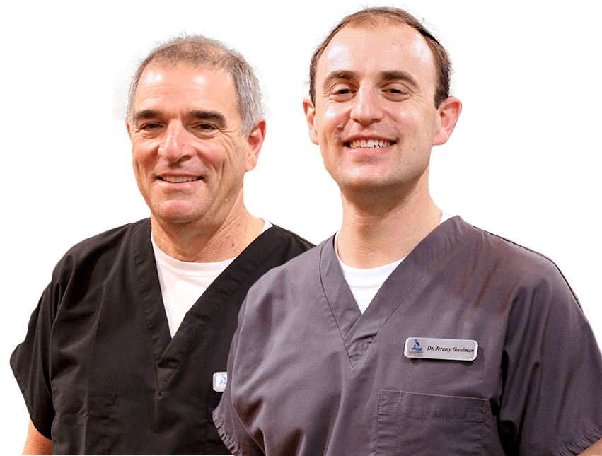 Annapolis dentists smiling